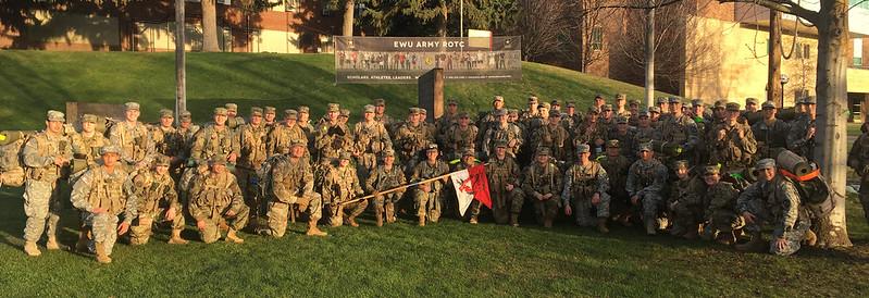 Military Science - Eastern Washington University