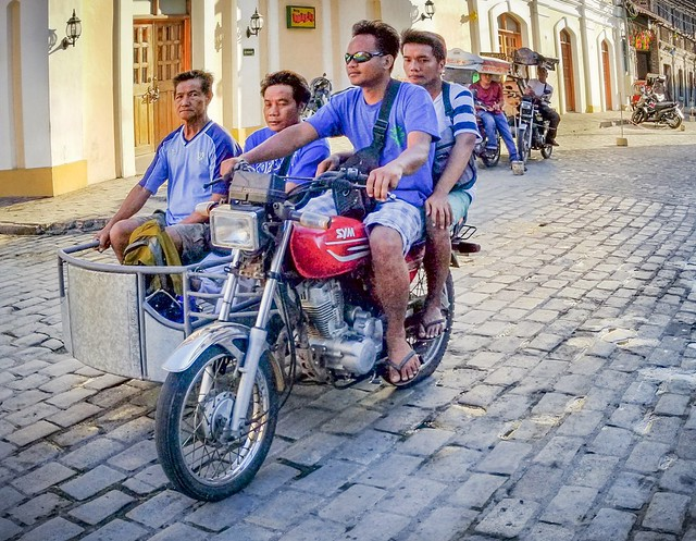 Ride sharing Filipino-style