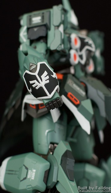 Steel Legend Metal Build Kshatriya 18