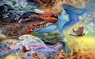 For Amber ♥  Full credits go to Josephine Wall  for this beautiful picture ♥ | by AzizaRose