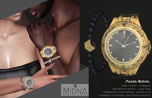 Midna - Vonda Watch