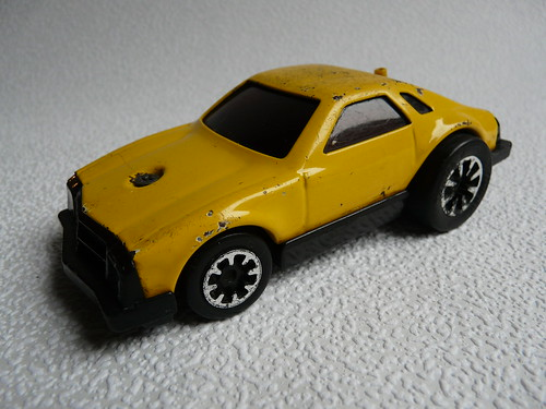 Tonka® → Clutch Poppers > №5931 > PONTIAC TRANS AM - 13 cm Japan 1978