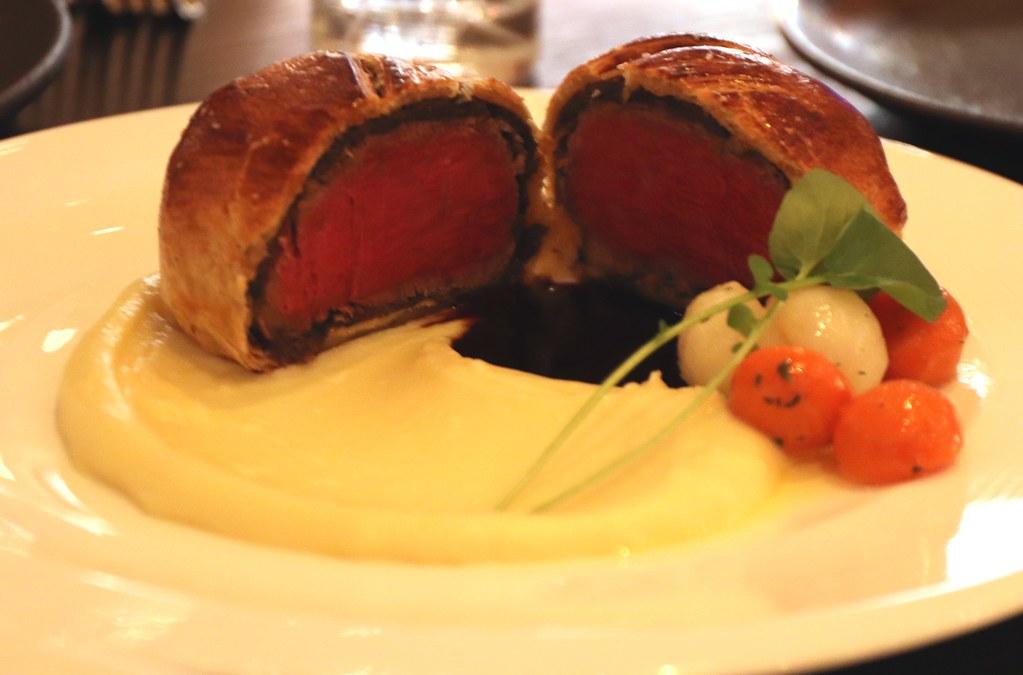 Beef Wellington Gordon Ramsay Hell S Kitchen Restaurant