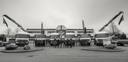 Scene met delegatie & equipment RE | by Ronald Lubbers IJsselMedia