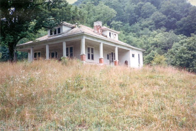 Jesse Young's house, Jackson County, Tennessee