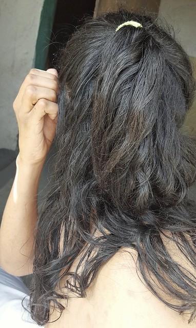 تسريحة شعر ذيل الحصان النصفية  #ponytail #hair #hairstyle #style #halfponytail #longhair #stylish  Half ponytail hairstyle