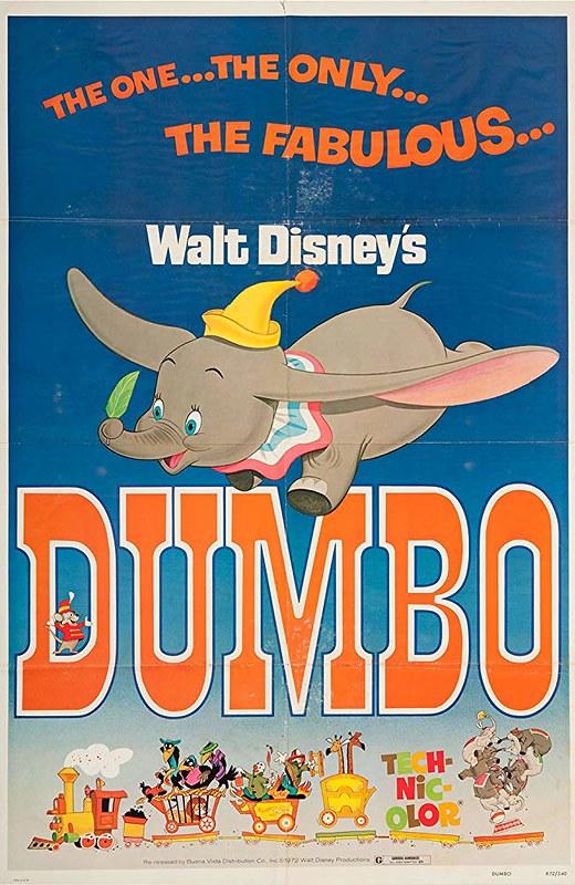 Dumbo - 1941 - Poster 7