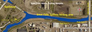 spillway map 2019 | by Mick at Sioux Falls