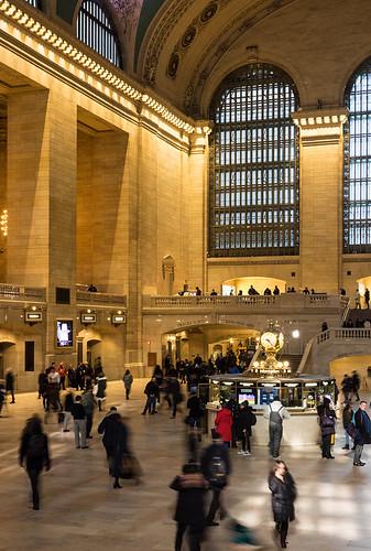 New York City Grand Central   by Aviller71