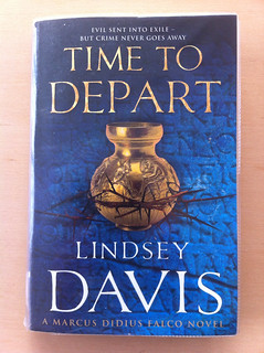 Time to Depart - Lindsey Davis | by Mary Loosemore