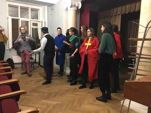 Дек 24 2018 - 01:37 - Заседание английского средневекового парламента