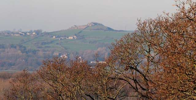 View of Almscliffe Crag