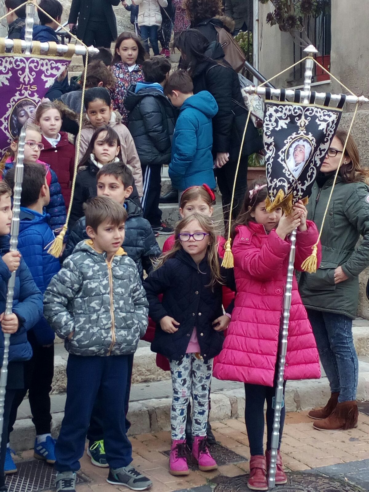 (2018-03-23) II Vía Crucis Infantil (Catequistas) (29)