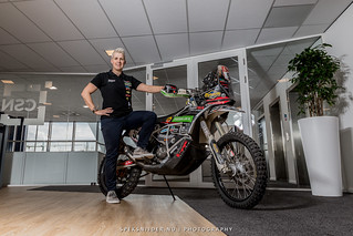 Mirjam Pol (Dakar Rally 2019) | by Manuel Speksnijder