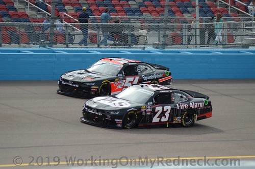 John Hunter Nemechek & Jeremy Clements