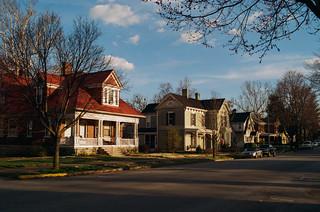 Bardstown street   by Jim Grey