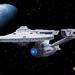 NCC-1701-A - U.S.S. Enterprise by SkyWalter