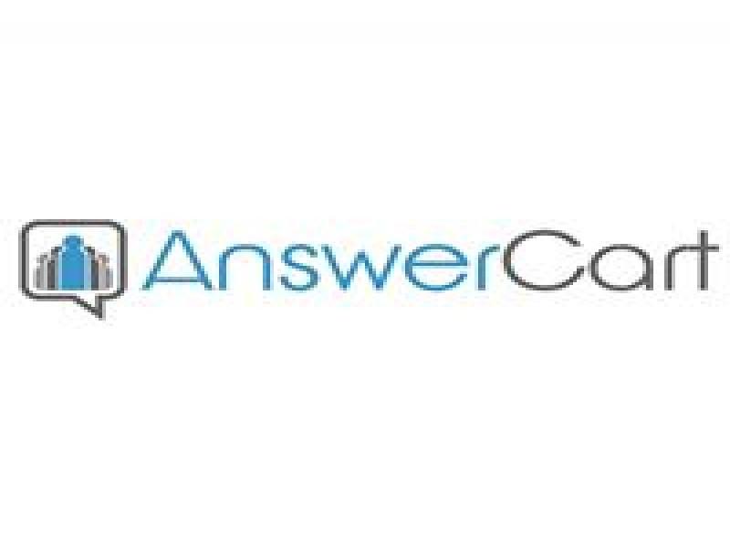 AnswerCart - Online customer centric community forum