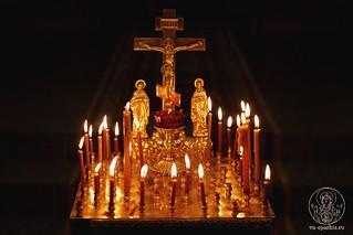 15.03.2019 | Литургия Преждеосвященных Даров в Юрьевом монастыре