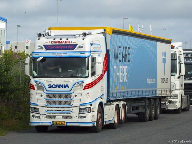 Scania R500 NG Highline TriFa Transport (DK)