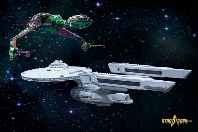 """ncc - 1701 a号""""Enterprise [Refit]"""