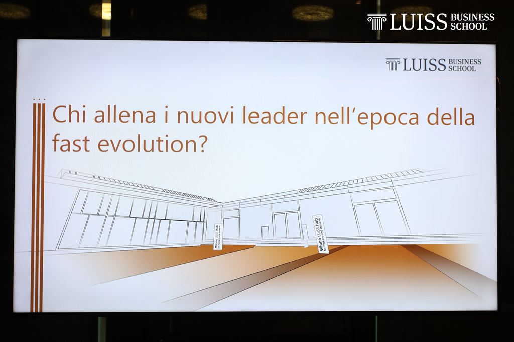 Arriva a Milano il Master in Business Administration-MBA LUISS Business School