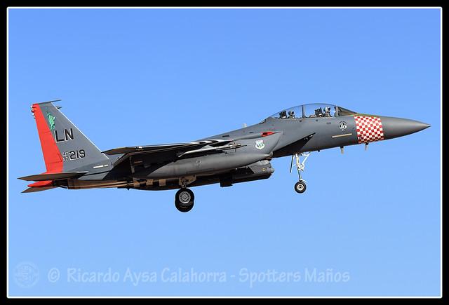 F-15E 97-0219  LN