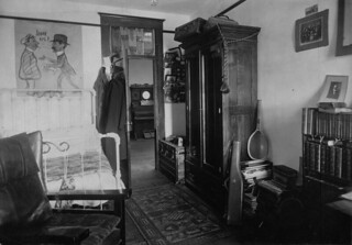 A bedroom in Moose Jaw, Saskatchewan / Chambre à coucher à Moose Jaw (Saskatchewan)
