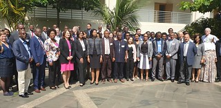 6th Meeting of the Global Forum's Africa Initiative | by Global Forum on Transparency and Exchange of Infor