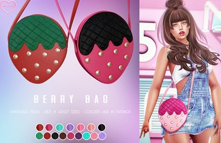 Berry Bag @ The Saturday Sale | by Misa Kierstrider ❄ MICHAN ❄
