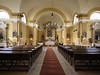 Innenansicht der Billeder Kirche 2009