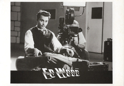 Johnny Depp in Ed Wood (1994)