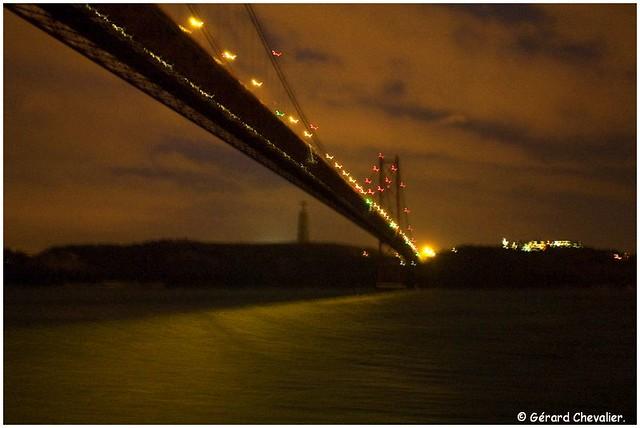 Lisboa - Ponte 25 de Abril.