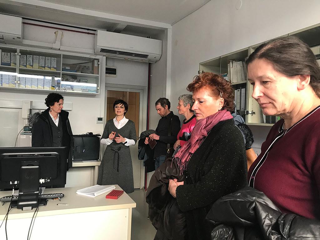 JP CČN Domžale - Kamnik sodeluje z institutom Jožef Stefan pri mednarodnem projektu ARRS za detektiranje drog v odpadni vodi