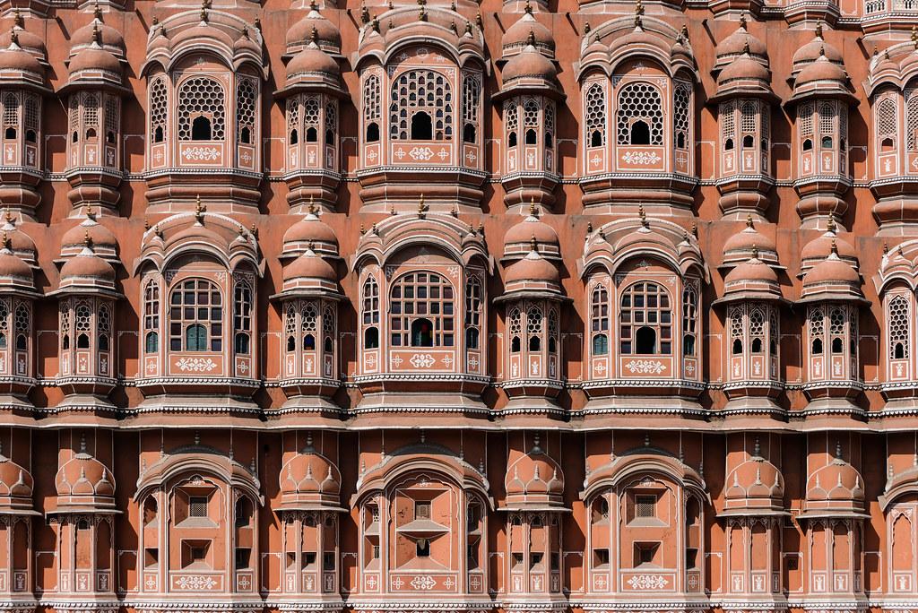 Hawa Mahal, Palace of the Winds, Jaipur