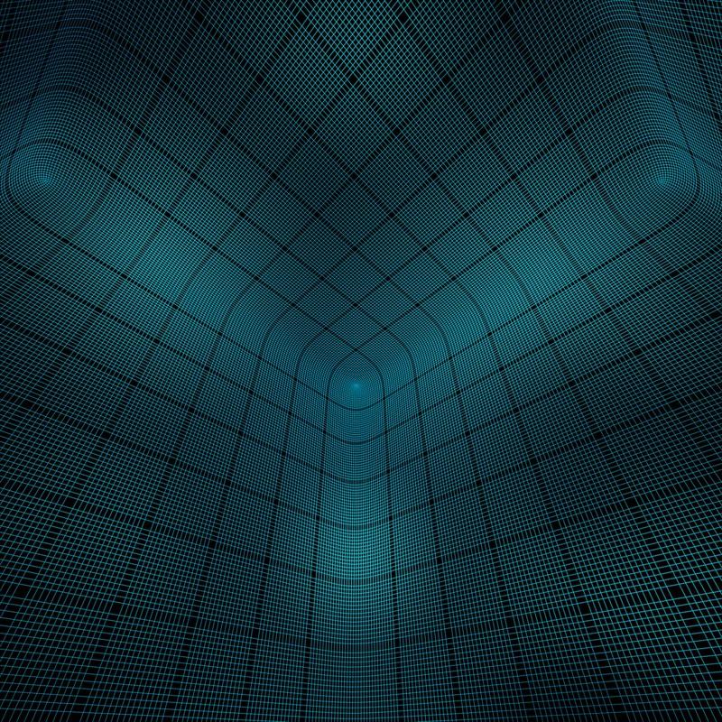 Обои сетка, оптическая иллюзия, иллюзия, полосы картинки на рабочий стол, фото скачать бесплатно