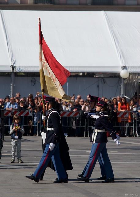 IMGP5520 Bandiera delle Cinque Giornate di Milano