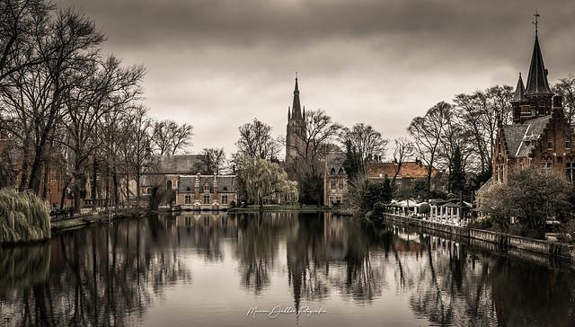 Brugge - Minnewater