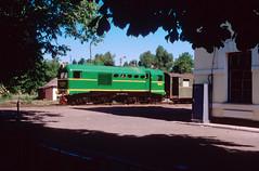 Südzufuhrbahn / Southern Feeder Railway: TU2-274 Rudnytsia 30052003