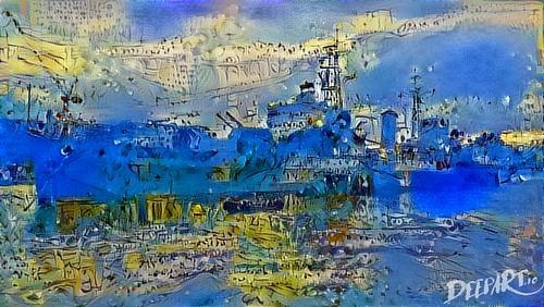HMS Belfast   by DaveLevy