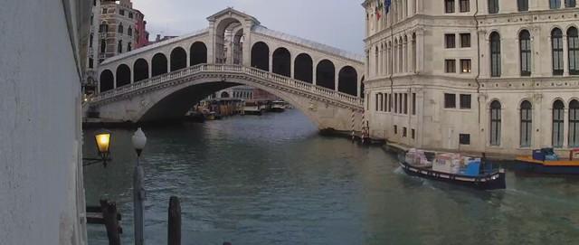 Live Webcam Ponte di Rialto   Venezia