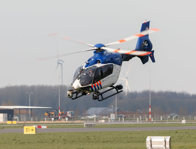 PH-PXF - Airbus Europcopter - CN 0802 - EHLE - 20190319