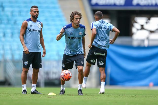 Treino Grêmio 12/04/19