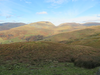 38 - Fairfield-Red Screes-Caudale Moor-High Street from Wansfell Pike | by samashworth2