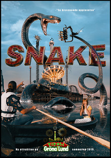 SNAKE_HIGHRES_PRINT | by Syndicate Ent AB