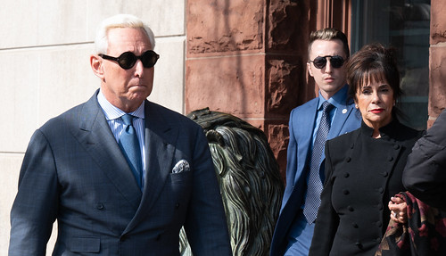 Roger Stone | by vpickering