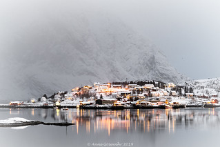 Morning in Reine, Lofoten, Norway | by A. Gosewehr