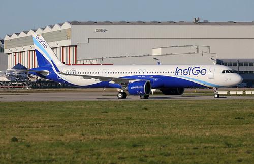 A321-271NX, IndiGo, D-AVXQ, VT-IUB (MSN 8587) | by Mathias Düber