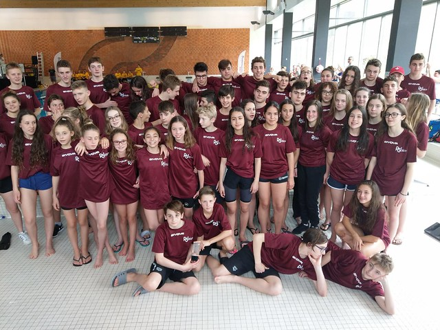 Nuoto: JungenCup Burgdorf 13/14.4.19