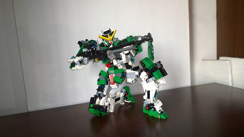 LEGO Gundam Dynames GN-002 | by demon1408